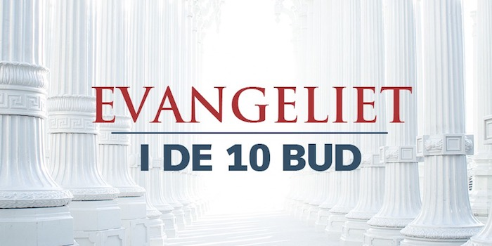 Introduktion til Evangeliet i de 10 bud